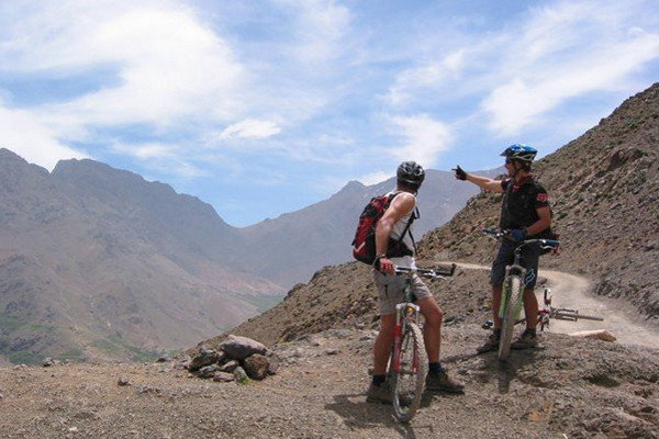 high atlas mountains mtb morocco