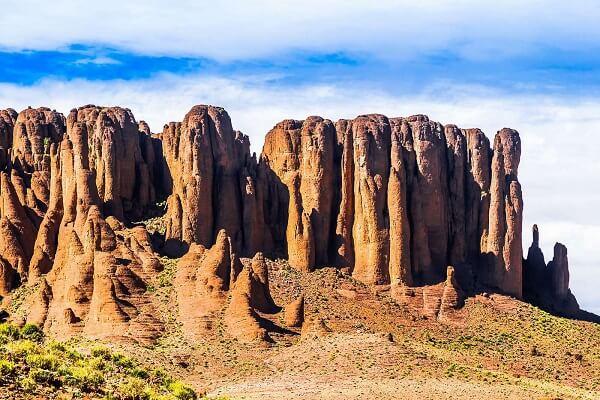 volcanic rocks in morocco