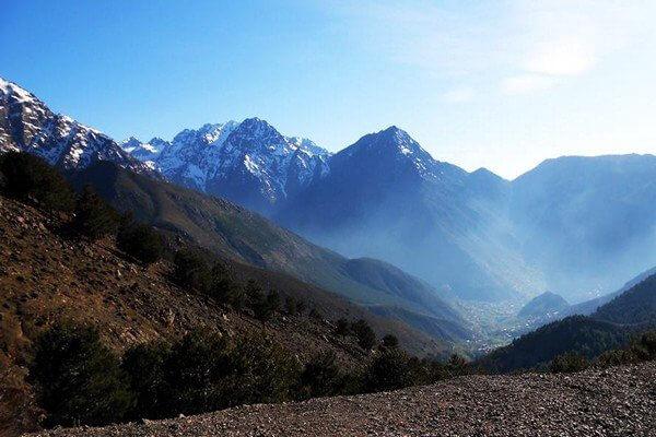 tizi tamatert mountain passe