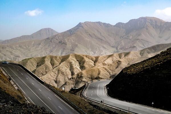 mountain passe