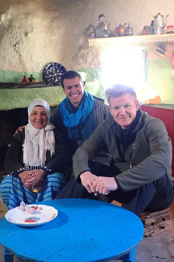 gordon ramsay in morocco