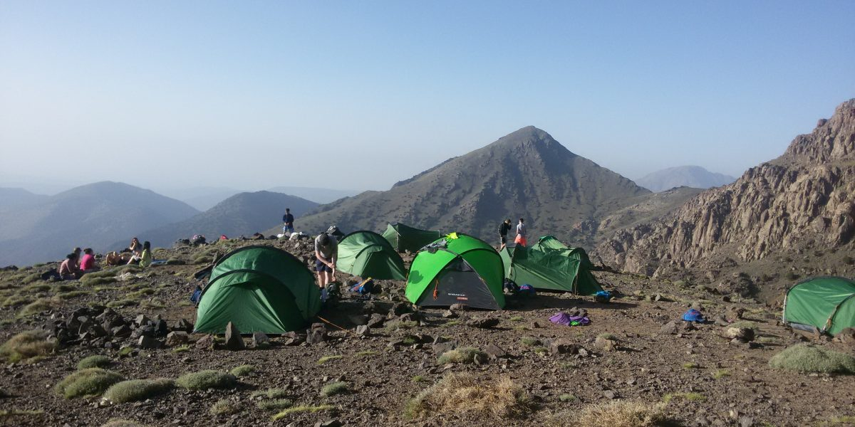 atlas mountains treks