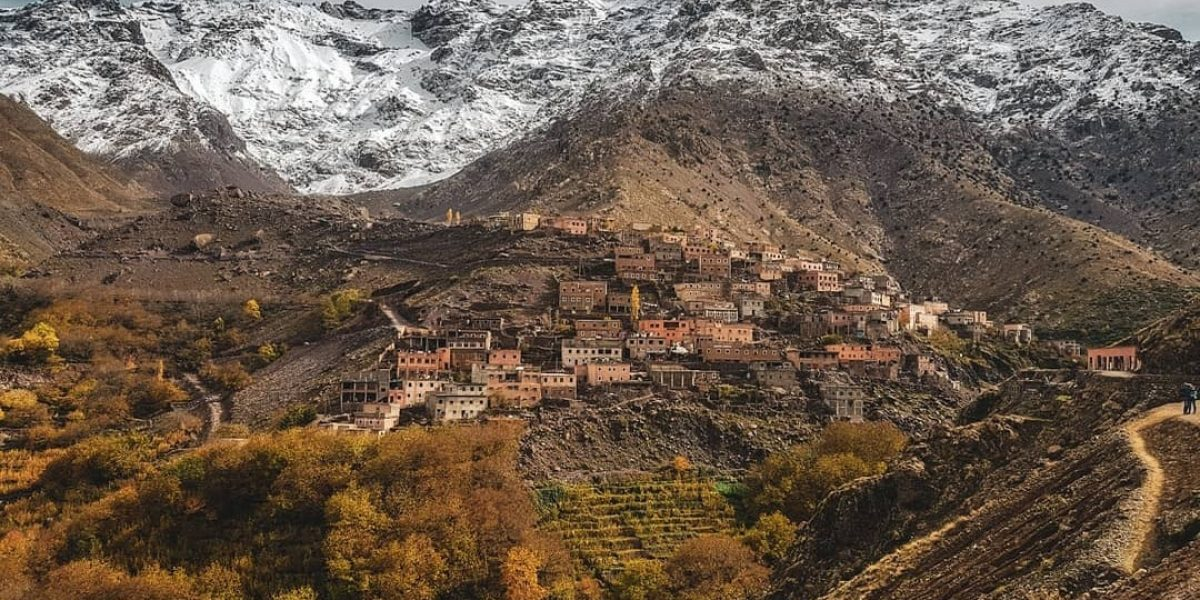 imlil berber village