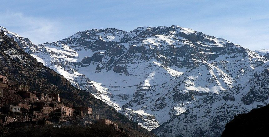 trekking tours in morocco