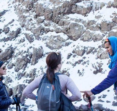 climbing toubkal guide