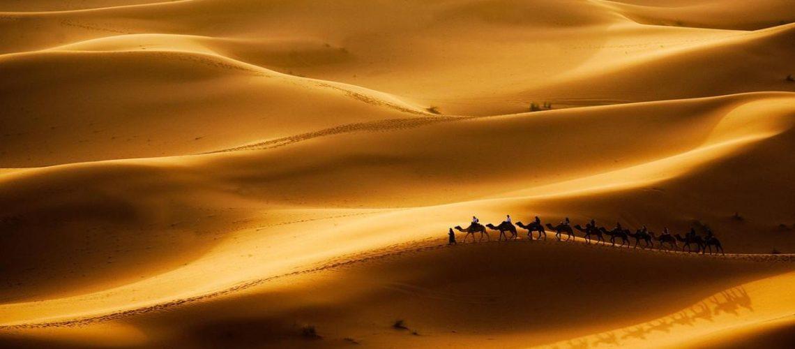 sahara-desert-camel-ride
